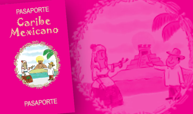 PASAPORTE CARIBE MEXICANO