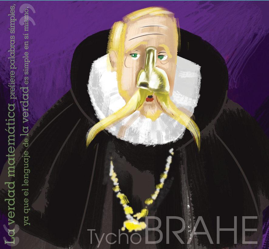 Tycho Brahe, le abrió el camino a Kepler y a newton