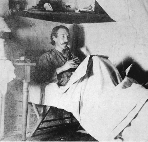 Robert Louis Stevenson, escritor autor de Dr jekyll y Mr Hyde y la isla del tesoro