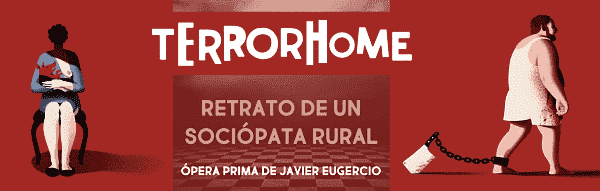 terrorhome: novela de javier eugercio