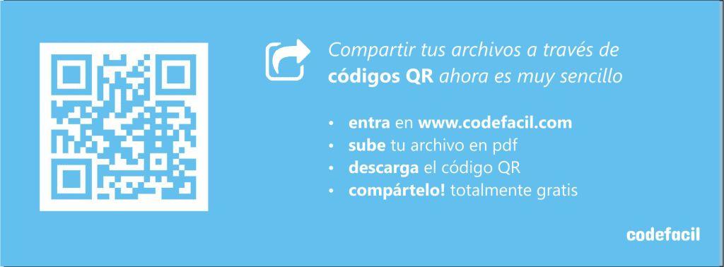 CodeFácil: aplicación web desarrollada con Laravel