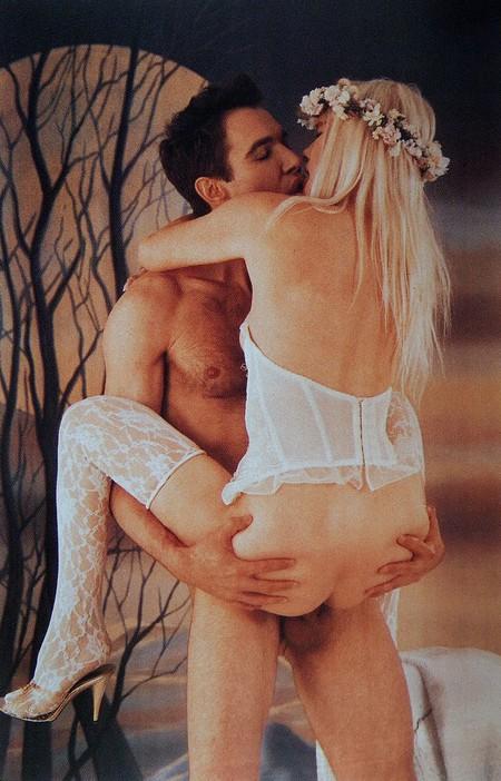 <em>Wolfman (Close-up), 1991</em>, de Jeff Koons.