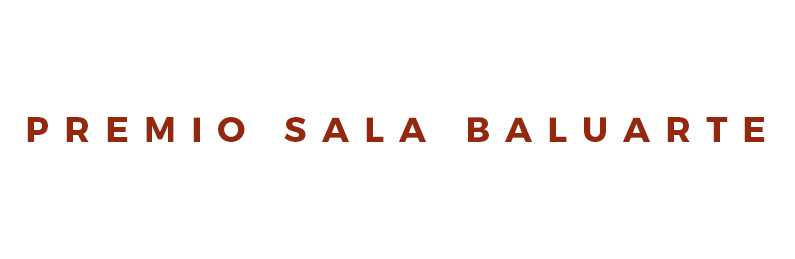 JAVIER LLEDÓ, PREMIO SALA BALUARTE 2018