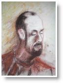 Óscar Lorenzo · Pintura · Retrato · Óleo sobre Lienzo · javiersebastian