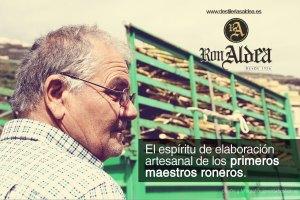 D. Quevedo · Proceso de Elaboración Ron Aldea · La Palma · Islas Canarias
