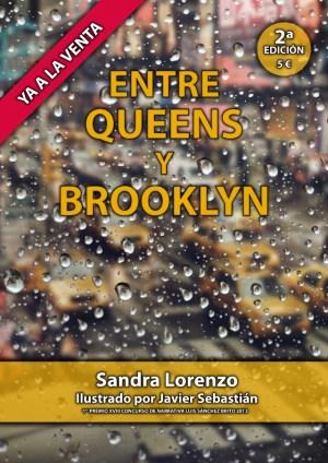 Flier Entre Queens y Brooklyn · Sandra Lorenzo · Ilustrado por Javier Sebastián