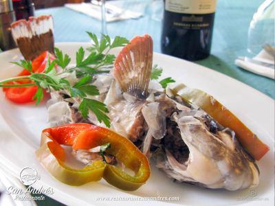 Fotografía Gastronómica · Vieja Guisada · Restaurante San Andrés · La Palma