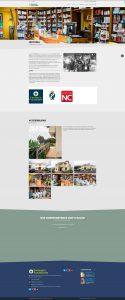 Historia · Diseño Web Autogestionable WordPress Farmacia Puntallana La Palma