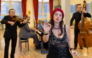 Tucat Moreno Tango Quartett