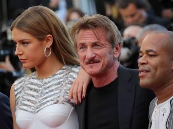 Adèle Exarchopoulos, Sean Penn & Zubin Cooper