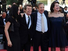 Giada Colagrande, Willem Dafoe, William Friedkin & Sherry Lansing