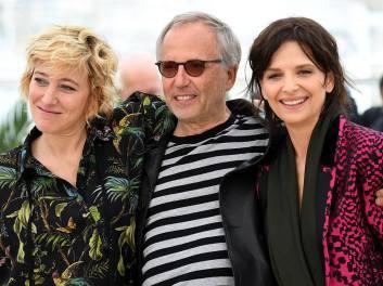 Valeria Bruni Tedeschi, Fabrice Luchini & Juliette Binoche