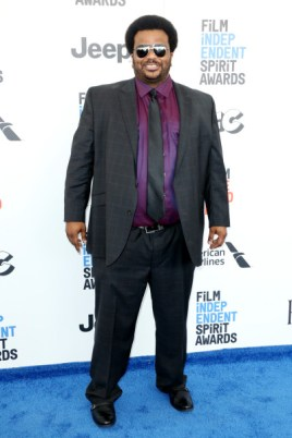 Mandatory Credit: Photo by Matt Baron/BEI/Shutterstock (8434849db) Craig Robinson 32nd Film Independent Spirit Awards, Arrivals, Santa Monica, Los Angeles, USA - 25 Feb 2017