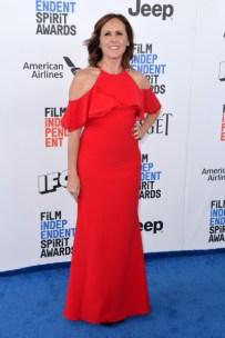 Mandatory Credit: Photo by Stewart Cook/REX/Shutterstock (8434848ak) Molly Shannon 32nd Film Independent Spirit Awards, Arrivals, Santa Monica, Los Angeles, USA - 25 Feb 2017