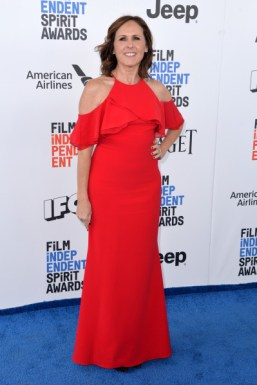 Mandatory Credit: Photo by Stewart Cook/REX/Shutterstock (8434848ak) Molly Shannon 32nd Film Independent Spirit Awards, Arrivals, Santa Monica, Los Angeles, USA - 25 Feb 2017