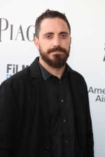 Mandatory Credit: Photo by Chelsea Lauren/Variety/REX/Shutterstock (8434854aj) Pablo Larra?n 32nd Film Independent Spirit Awards, Arrivals, Santa Monica, Los Angeles, USA - 25 Feb 2017