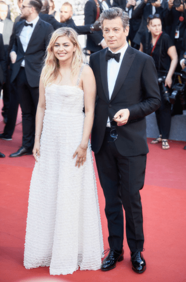 Louane Emera e Benjamin Biolay