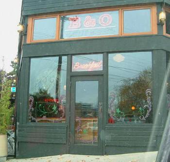 B&O Espresso (Capitol Hill, Seattle)