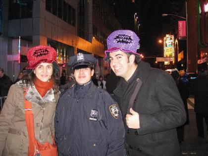 La policia es lo mejor de Nueva York, sin duda