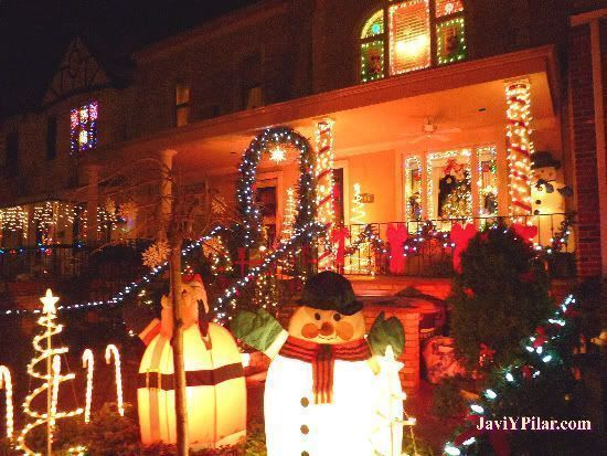 Excesos ornamentales en Dyker Heights