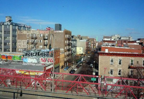 En metro hacia el barrio judío. Visitando el barrio judío jasídico de Brooklyn (Nueva York) en Sabbath.
