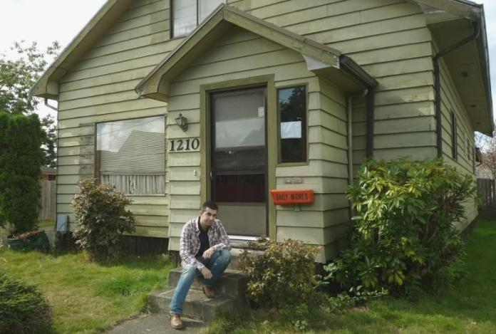 En la casa de Kurt, en 2010