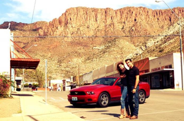 Nosotros en Surperior (Arizona), un pueblo de película