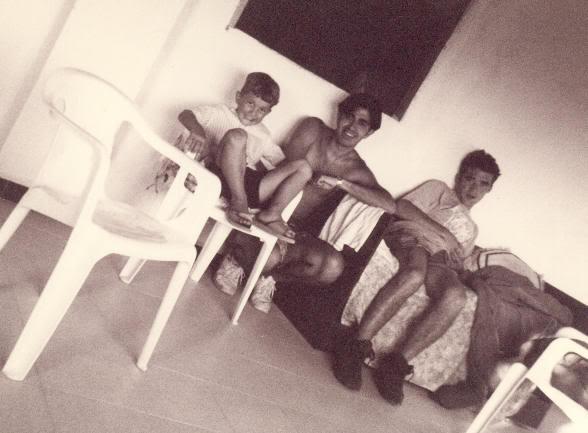 Aguilar de Campoo, agosto de 1994