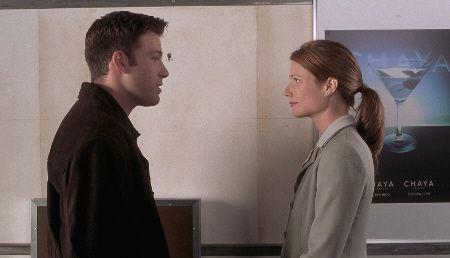 """Ben Affleck y Gwyneth Paltrow en """"Algo que Contar"""" (""""Bounce"""", 2000)"""