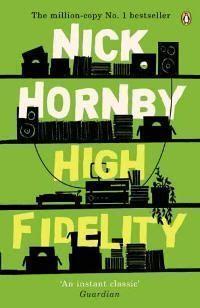 """El libro en que se basa la película. """"Alta Fidelidad"""" (""""High Fidelity"""", Stephen Frears, 2000)"""