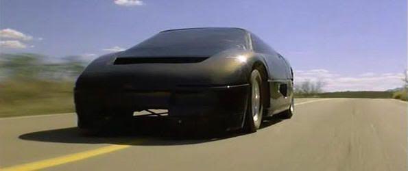 """Dodge M4S en la película """"El Aparecido"""" (""""The Wraith"""", 1986)"""