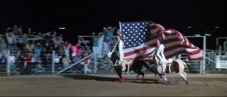 "Rodeo en ""Arenas Blancas"" (""White Sands"", 1992)"