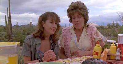 Momento estresante en Arizona Baby (Raising Arizona, 1987)