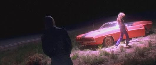"Dodge Challenger Convertible 1970 en en ""Asesinos Natos"" (""Natural Born Killers"", 1994)"