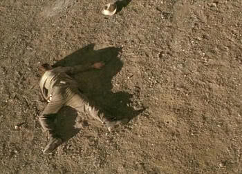 """En medio del desierto y casi muerto. """"Blind Horizon"""" (2003)"""