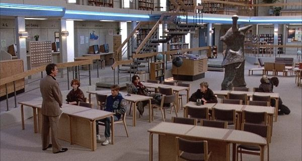 """El Club de los Cinco"" (""The Breakfast Club"", 1985)"