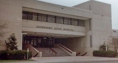 "Maine North High School, el instituto de ""El Club de los Cinco"" (""The Breakfast Club"", 1985)"