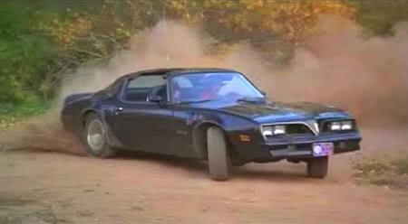 """El fabuloso Pontiac Firebird Trans Am de """"Los Caraduras"""" (""""Smokey and the Bandit"""", 1977)"""
