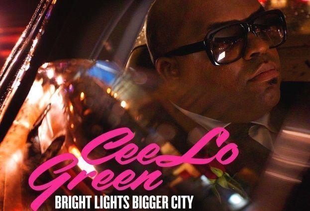 "Cee Lo Green ""Bright Lights Bigger City"""