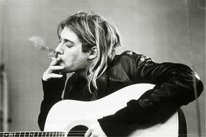 "Kurt Cobain, leyenda del sonido ""grunge"""