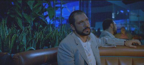"Javier Bardem en ""Collateral"" (2004)"