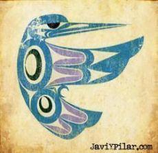 El colibrí. Mitología del noroeste de los Estados Unidos.