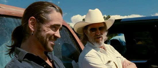 """Colin Farrell y Jeff Bridges en """"Corazón Rebelde"""" (""""Crazy Heart"""", 2009)"""