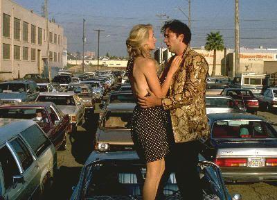 """Nicolas Cage cantando """"Love Me Tender"""" a Laura Dern. """"Corazón Salvaje"""" (""""Wild At Heart"""", 1990)"""