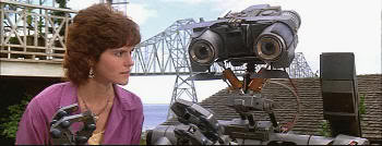 "La casa de ""Cortocircuito"" (""Short Circuit"", 1986) en Astoria (Oregon)"