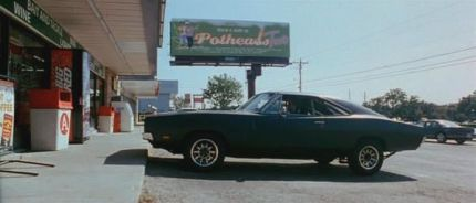 """Dodge Charger 1969. """"Death Proof"""" (Quentin Tarantino, 2007)"""