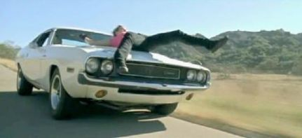 "Dodge Challenger 1971. ""Death Proof"" (Quentin Tarantino, 2007)"