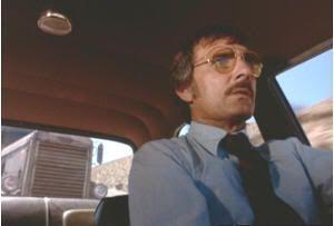 """La agobiante persecución en """"El DiabloSobre Ruedas"""" (""""The Duel"""", 1971)"""