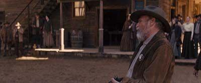 """Primera escena de """"Django Desencadenado"""" (""""Django Unchained"""", 2012)"""