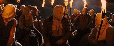 "La hilarante escena del KKK en ""Django Desencadenado"" (""Django Unchained"", 2012)"